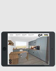 Alles app applikationen rund ums einrichten seipp for Küchenplaner nolte