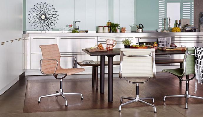 Zusätzliche Gestaltungsmöglichkeiten: Neuauflagen Von Möbel-Klassikern // Seipp News // Edition 31