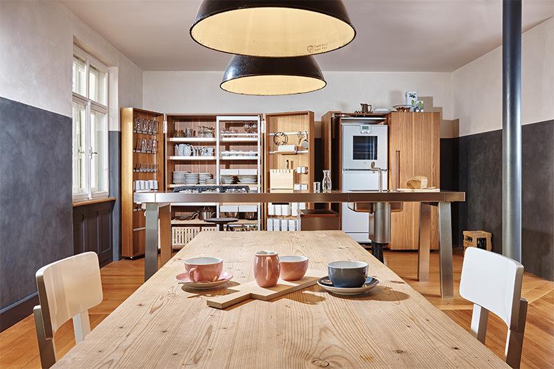 im gespr ch mit nathalie vogelbacher ber ihre bulthaup b2 seipp news edition 34. Black Bedroom Furniture Sets. Home Design Ideas